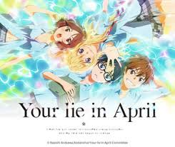 <b>Your Lie in April</b> on Spotify