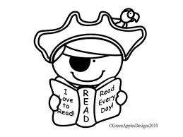 Image result for reading pirate