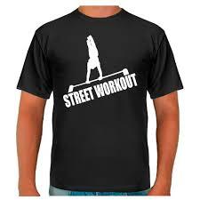 <b>Футболка Street workout купить</b> по цене — 690 р