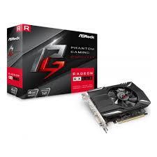 <b>Видеокарта ASROCK Radeon RX</b> 560 4Gb 128 bit DVI HDMI ...