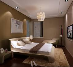 Modern Lights For Bedroom Decorations Splendid Modern Bedroom With Unique Lighting Fixture