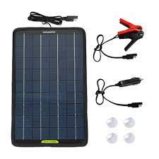 solar panel 10w 18v 10 pcs battery china photovoltaic modules 100w charger phone caravan car camping boat rv light