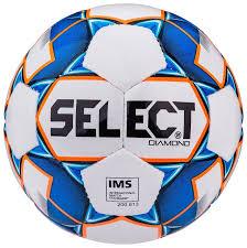 <b>Футбольный мяч Select Diamond</b> IMS 810015 (2019) — купить по ...