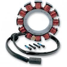 Drag Magneto Alternator Stator for <b>Harley</b> Sportster XL <b>91-06</b> Repl ...