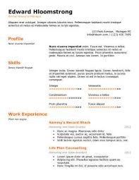 technical special architecture resume format