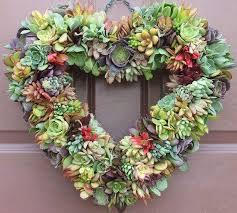 <b>Heart</b> and Moon Shape <b>Metal Wreath Frame</b> - luxseardecors