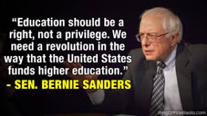 Image result for bernie sanders quotes