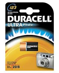 Батарейка CR123A DURACELL Ultra 3V Lithium ... - BookPRO