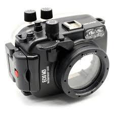 Подводный бокс <b>Meikon EOS</b> M3 Kit с портом на 22mm для ...