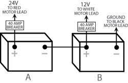 bgftrst marine battery wiring 101 cabela s wiring diagram 12 24 volt motors