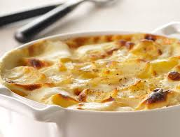 Традиционные блюда Лиона- gratin dauphinois