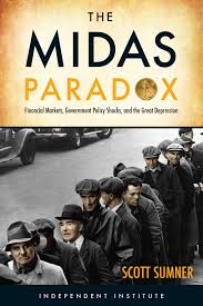 the midas paradox financial markets government policy shocks high resolution cover