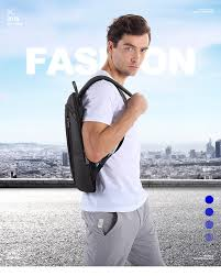 <b>BOPAI</b> Slim <b>Laptop Backpack</b> Men 15.6 inch Office Work Men ...