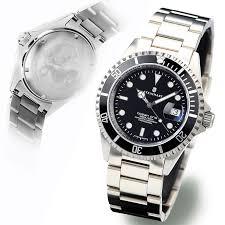Steinhart Watches OCEAN 1 BLACK <b>Aluminium</b> | Diver watches 30 ...