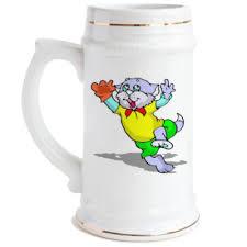 Пивная <b>кружка</b> Кот <b>клоун</b> купить на Printdirect.ru | 5681777-235