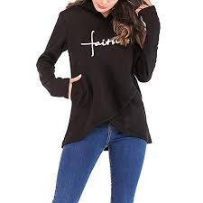 TITAP S-XL Sweatshirt <b>Women 2018 Autumn</b> Winter Long Sleeve ...