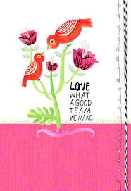 we make a good team mother s day card greeting cards hallmark