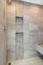 travertine tile in bathroom