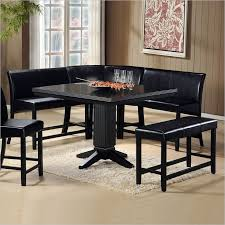 corner bench breakfast nook furniture set