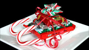 CHRISTMAS CANDY CANE SLEIGH HOW TO - YouTube