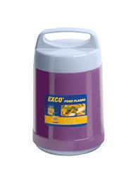 <b>Термос</b> со стеклянной колбой с широким горлом 1,4 литра Exco ...