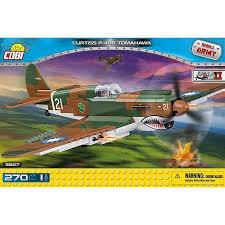 Купить коби <b>Американский истребитель</b> Кёртисс P-40