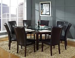 Round Dining Room Table And Chairs Diy Round Dining Room Table For 6 Agathosfoundation Org Chairs
