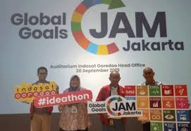 Global Goals <b>Jam</b>: Home