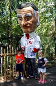 houston astros little mascot the boy who grew up the morgan and mackenzie mcnicholas calvin the washington nationals racing president on feb
