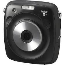 <b>Fujifilm instax SQUARE</b> SQ10 Hybrid Instant Camera - <b>Black</b> ...