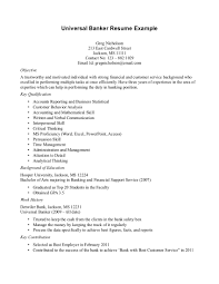 bank job resume sample bank teller resume sample experience free bank job resume resume sample bank teller