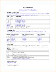 statement of work template anuvrat info 9 statement of work template survey template words