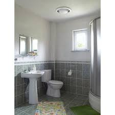 bathroom heaters exhaust fan light:  cfm ceiling exhaust fan with light and heater qtwh the home depot