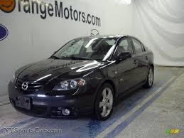 Black Mazda 3 2005 Mazda 3 Black 200 Interior And Exterior Images