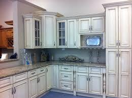 painted kitchen cabinets vintage cream:  images about cabinets on pinterest oak cabinets antiques and antique white cabinets