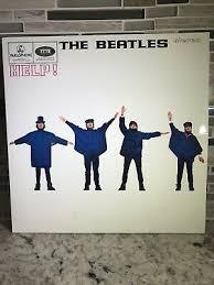 The <b>Beatles</b> - <b>Help</b> [Pre-Owned Vinyl] <b>180</b> Gram, Rmst, Reissue | eBay