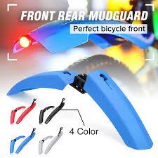 Bicycle Mudguard Mountain Bike Front/Rear Fenders Set Mud ...