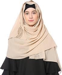 Ababalaya Womens' Chiffion Fashion Hijab Scarf ... - Amazon.com