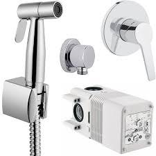 Смеситель с гигиеническим душем Vitra Solid S A49226EXP ...