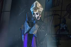 Ghost Reveal Papa Emeritus