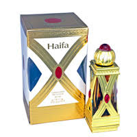<b>Nabeel Haifa</b> женские натуральные <b>Масляные Духи</b> Хайфа, 20 мл