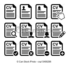 Image result for cv line drawings