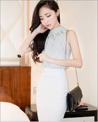 2019 New <b>Women</b> Beading <b>Chiffon</b> Blouse <b>Korean Fashion</b>