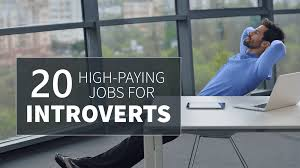 twenty high paying jobs for introverts personality club