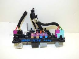 02 03 04 05 audi a4 under dash fuse box relay bracket mount 8e0937503