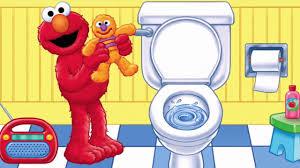 potty time elmo potty time elmo