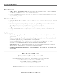 construction resume objectives template construction resume objectives