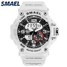 <b>SMAEL Top Brand</b> Luxury Unisex Fashion Sport Watches Mens ...