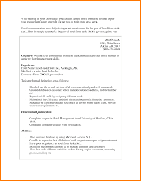 resume examples resume for front desk clerk front desk hotel resume examples front desk resume samples front desk clerk resume example hotel