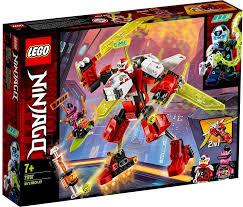 """<b>Конструктор LEGO NINJAGO</b> """"<b>Реактивный</b> самолет Кая"""" (71707)"""